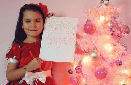 Dear Santa: Please give my toys away