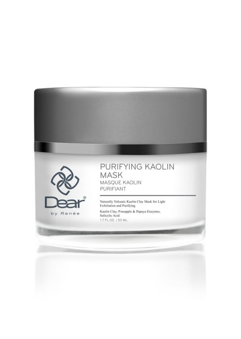 New Clay Masks to Try | Dear by Renee Purifying Kaolin Mask