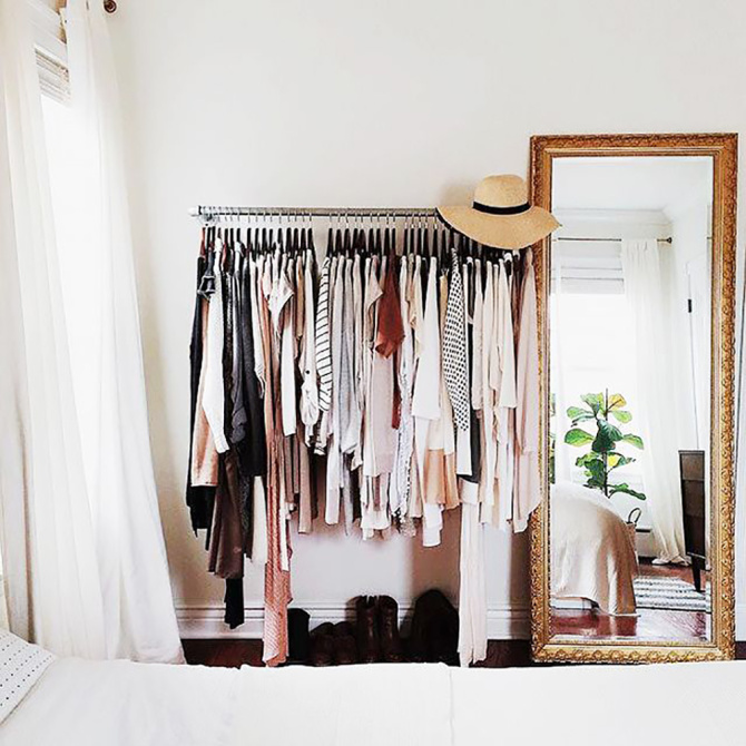 Decluttering your Closet | Assess the Problem
