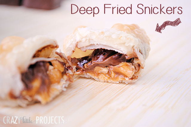 Deep-Fried Snickers