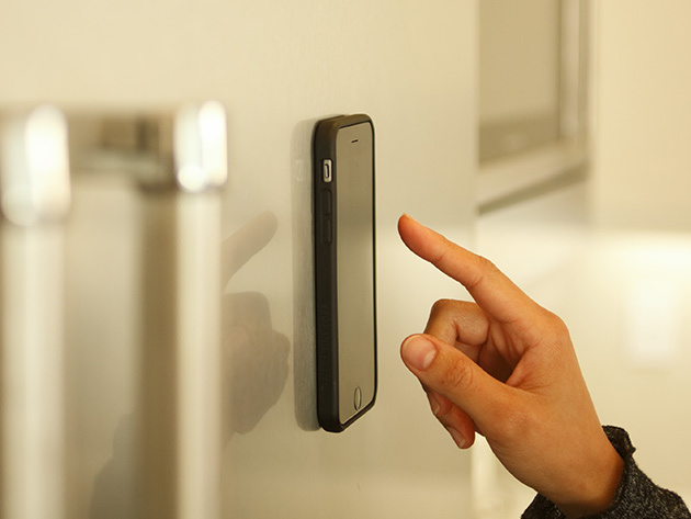 Defy The Laws of Physics With This Anti-Gravity iPhone Case