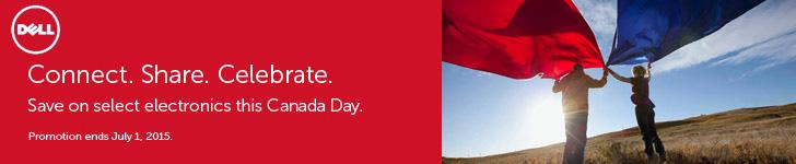 Dell Canada day Sale