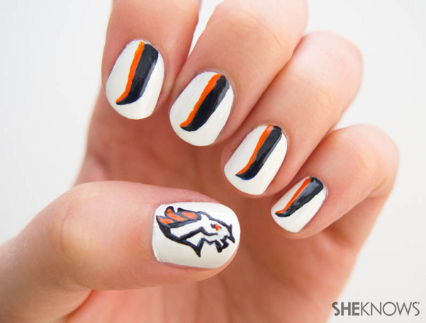 Fan-icure: Denver Broncos | Sheknows.com -- final work