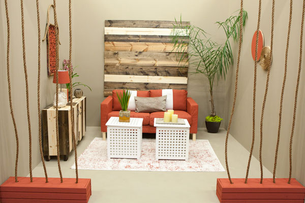 Design Star, White Room Challenge, Mikel Welch