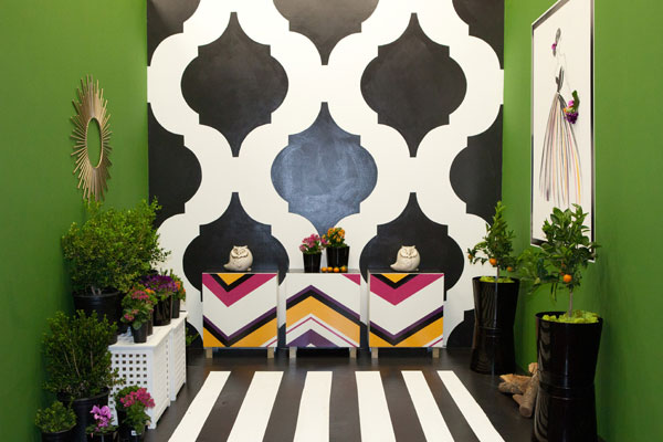 Design Star, White Room Challenge, by Rachel Kate