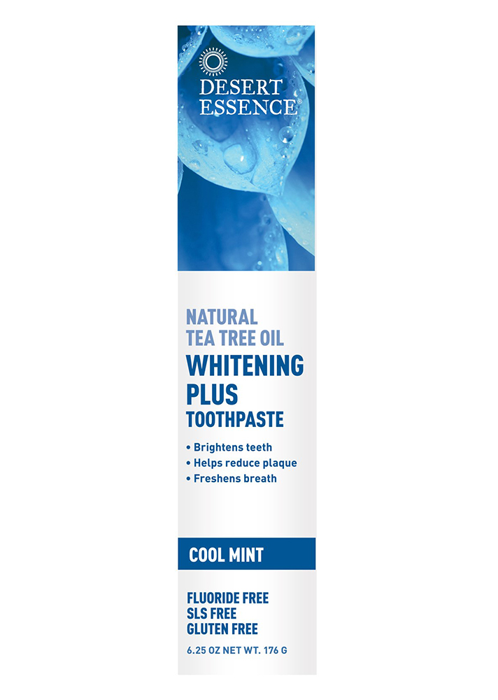 Dessert Essence Whitening Plus Toothpaste