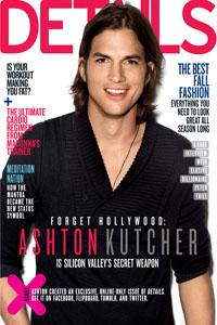 Details Magazine Ashton Kutcher