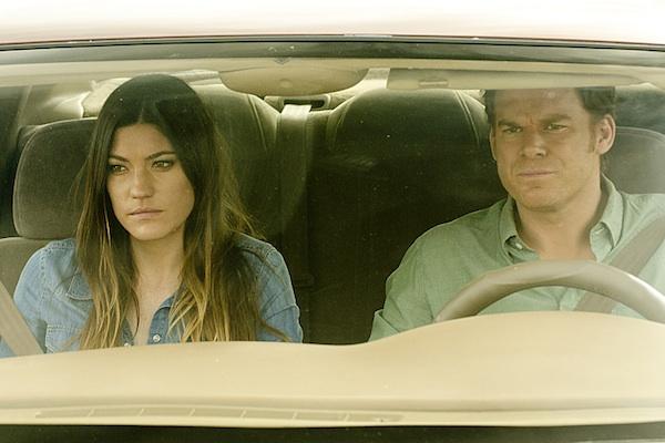 Deb and Dexter in Dexter