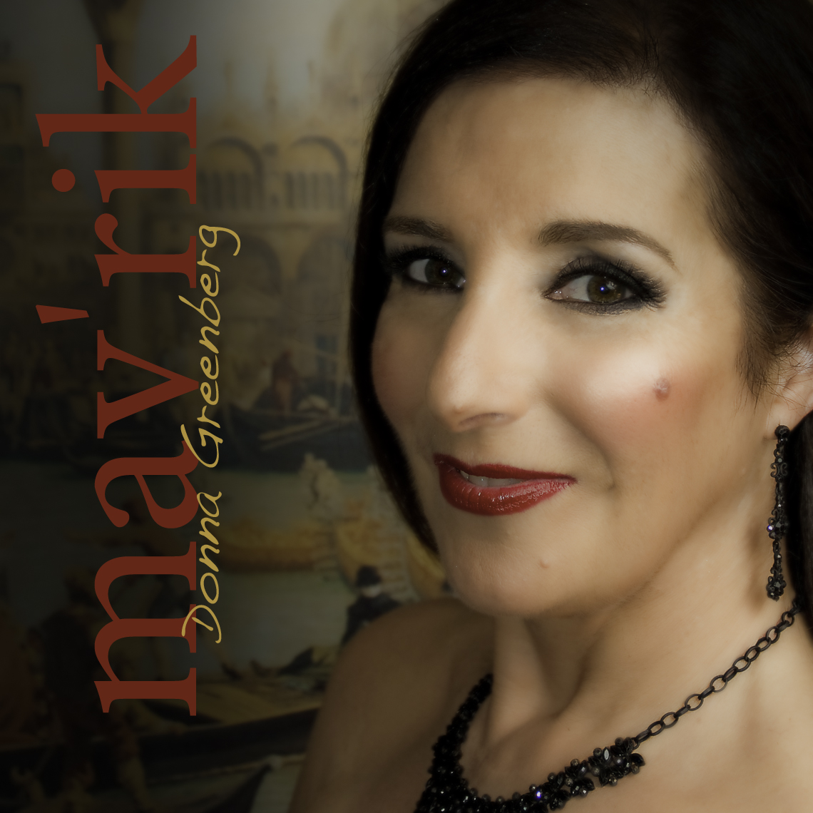 Donna Greenberg's CD