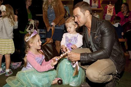 Disney Store's Halloween BOOtique Event