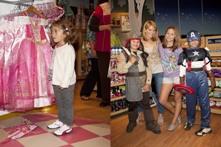 Disney Store's Halloween BOOtique Event 4