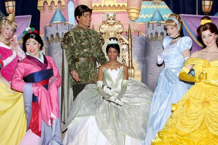 Disney welcomes a new Princess