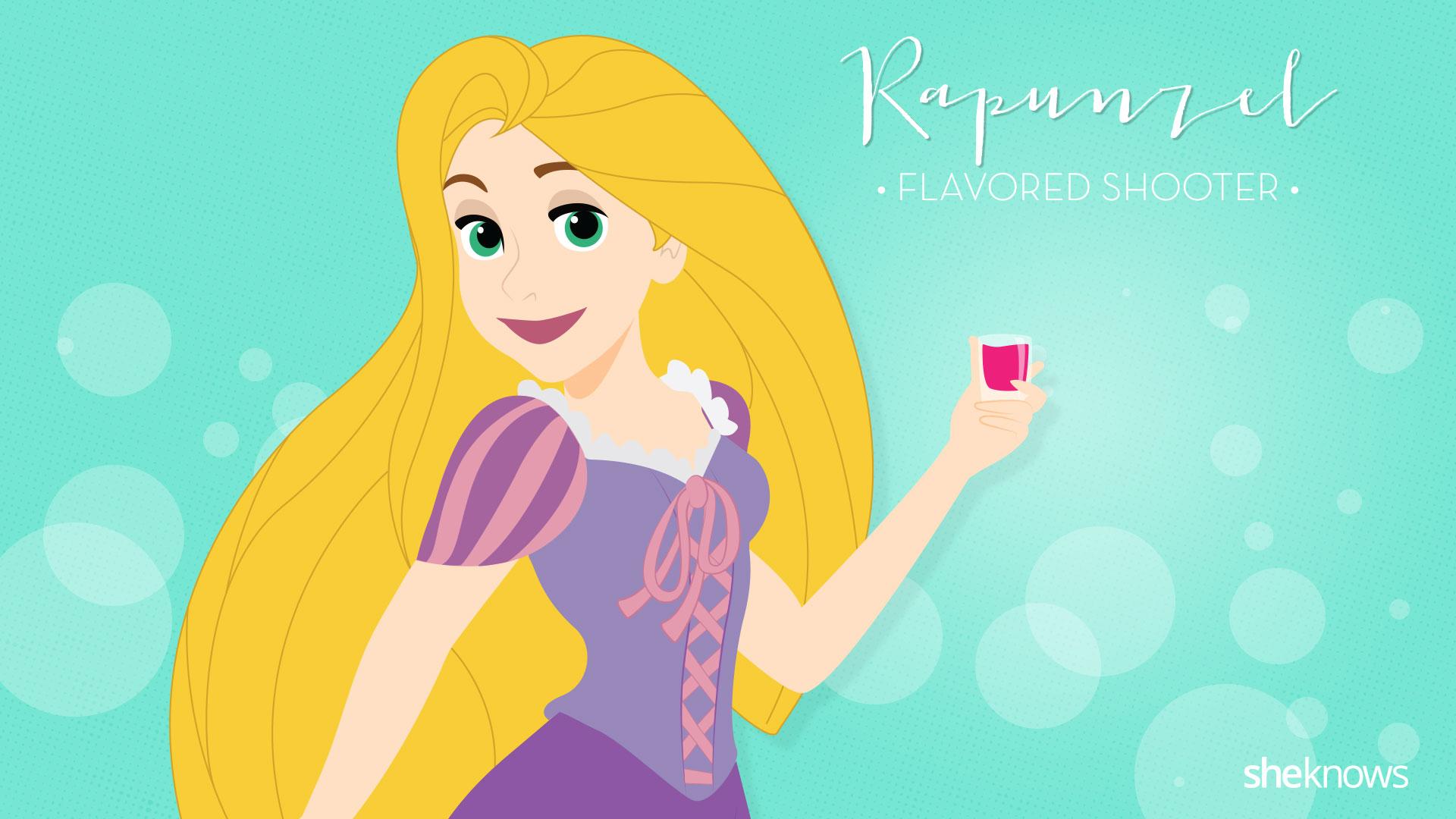 disney princess signature cocktails rapunzel