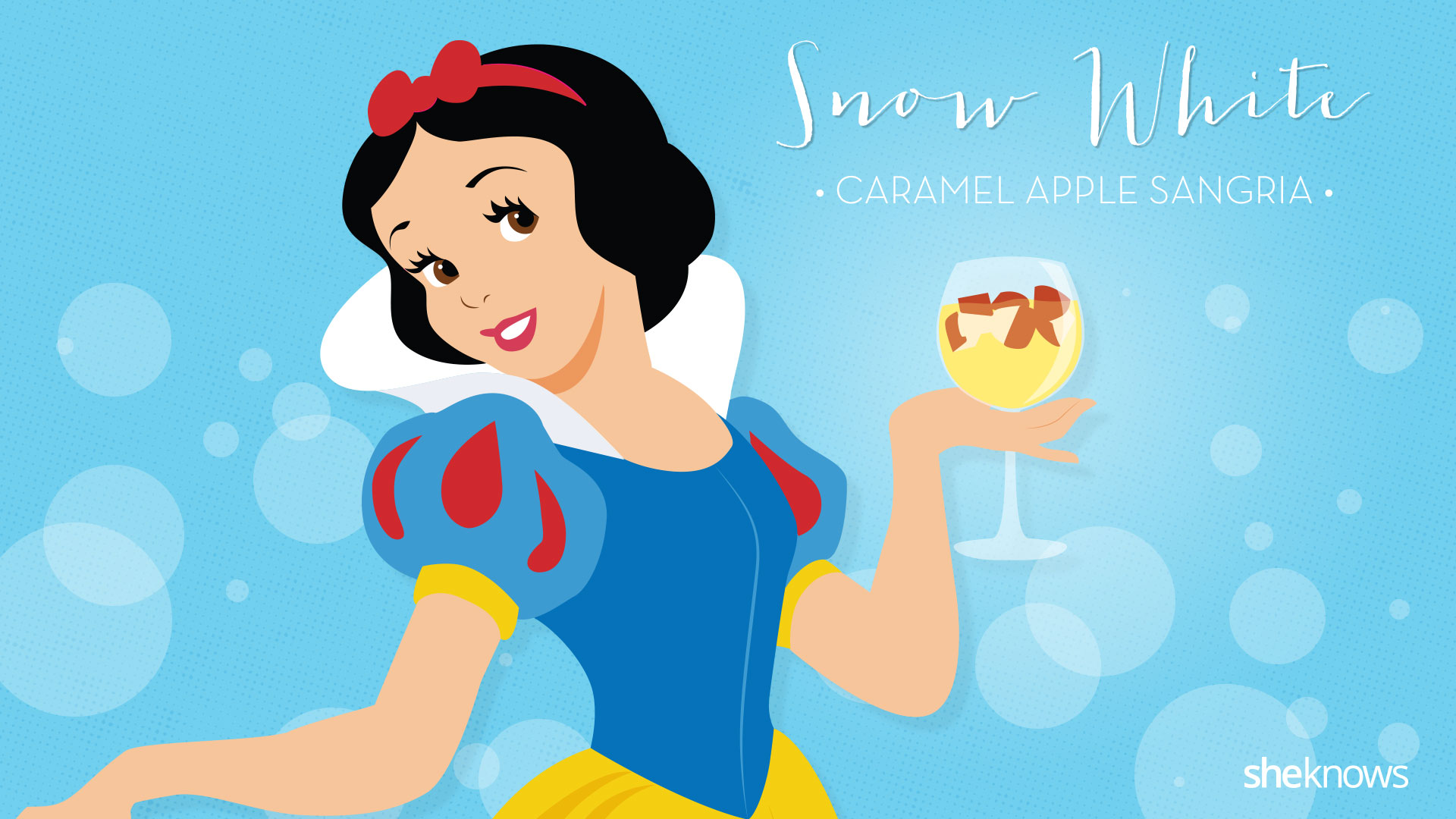 disney princess signature cocktails snow white
