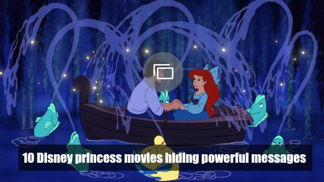 Disney princess movies