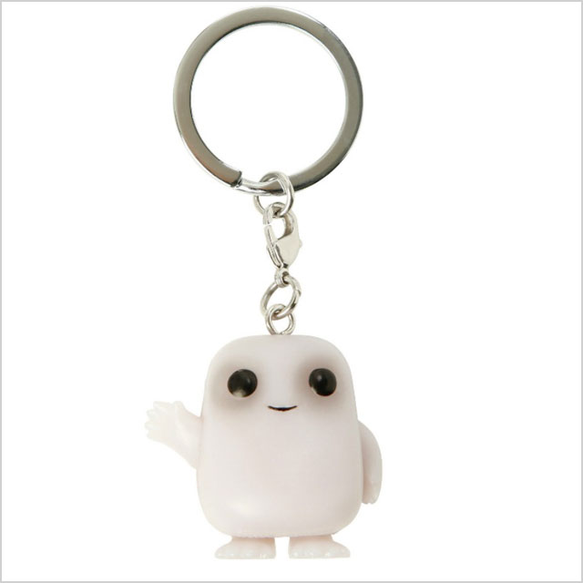 Doctor Who Pocket POP! Adipose key chain