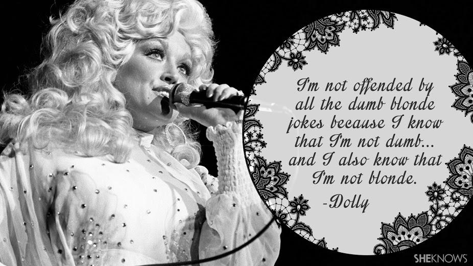 Dolly Parton quotes