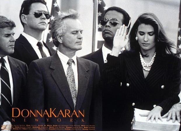 Donna Karan ad
