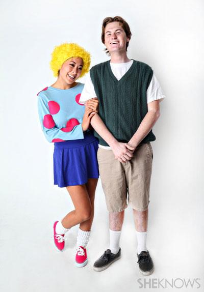 Doug and Patti Mayonaise costume