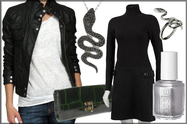 Draco Malfoy fashion accessories