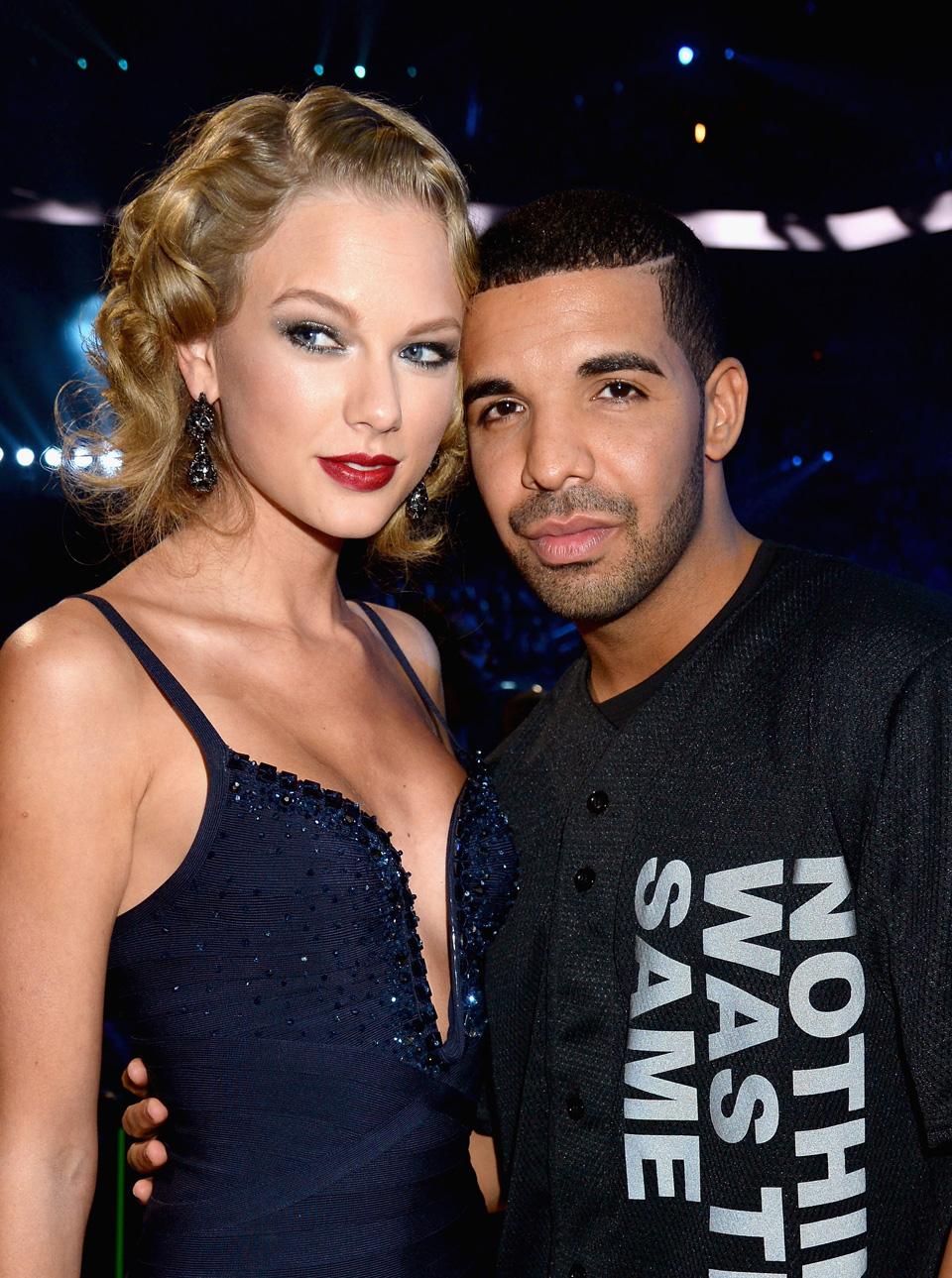Drake and Taylor Swift