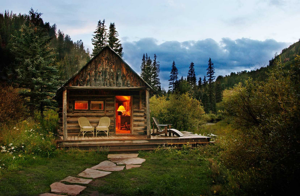 Crazy Beautiful Glampgrounds: Dunton Hot Springs; Dolores, Colorado | Summer Travel 2017