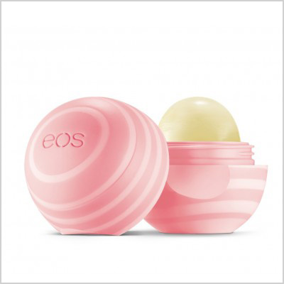 EOS Visibly Soft Lip Balm in Coconut Milk (evolutionofsmooth.com, $3)