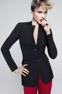 Evan Rachel Wood -- Marie Claire