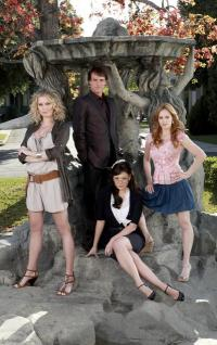 The cast of Eastwick