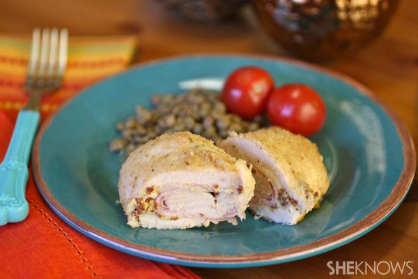 Sunday dinner: Easy chicken cordon bleu