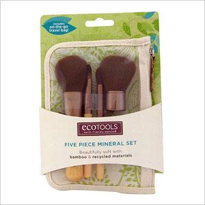 Eco Tools 5 Piece Makeup Travel Brush Set