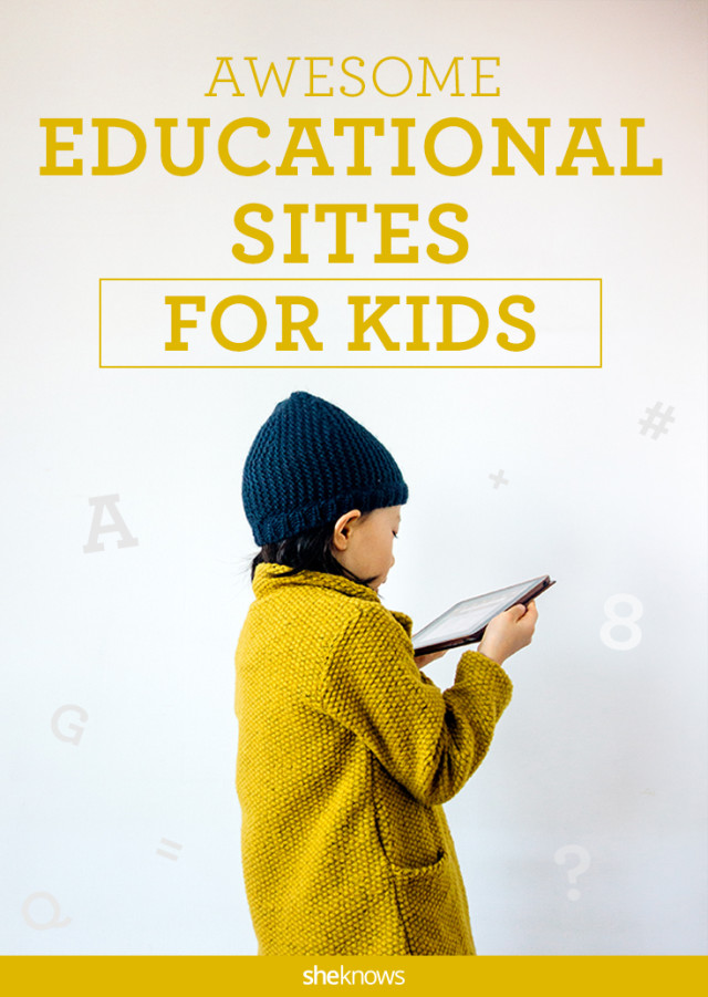 Educational sites for kids