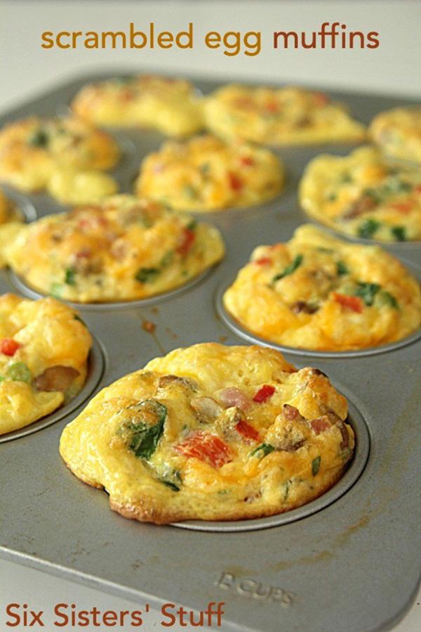 Egg muffins/frittatas/quiches