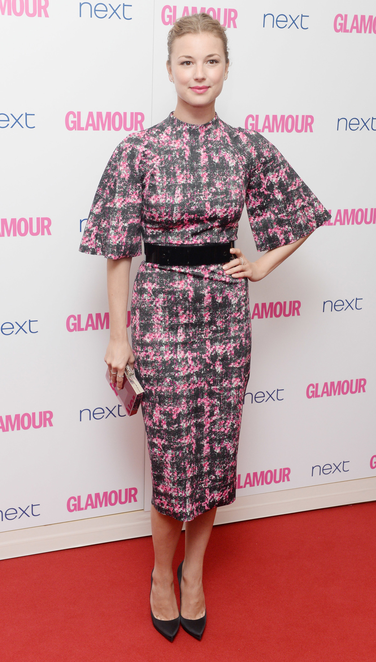 Emily VanCamp at the Glamour Women of the Year Awards