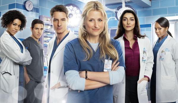 Emily Owens MD Cast