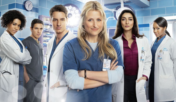 Emily Owens MD Cast