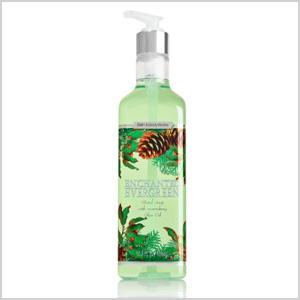 Enchanted Evergreen hand soap