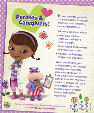 Parents and Caregivers sheet with check-up list printable | SheKnows.com