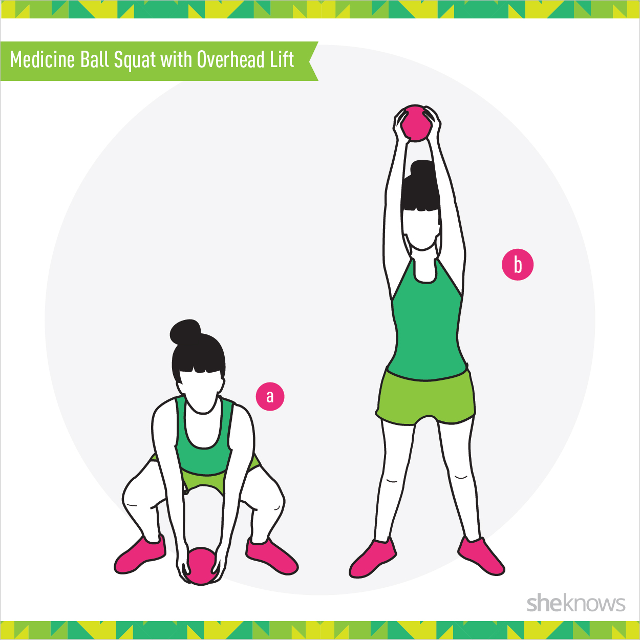 Top 10 Functional Exercises for a Full-Body Workout – SheKnows