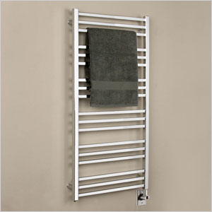 Extra Tall Miletos Wall Mount Electric Towel Warmer