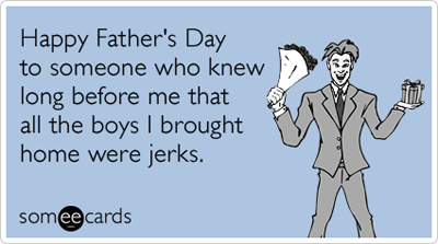 Father's Day card for the wise guy