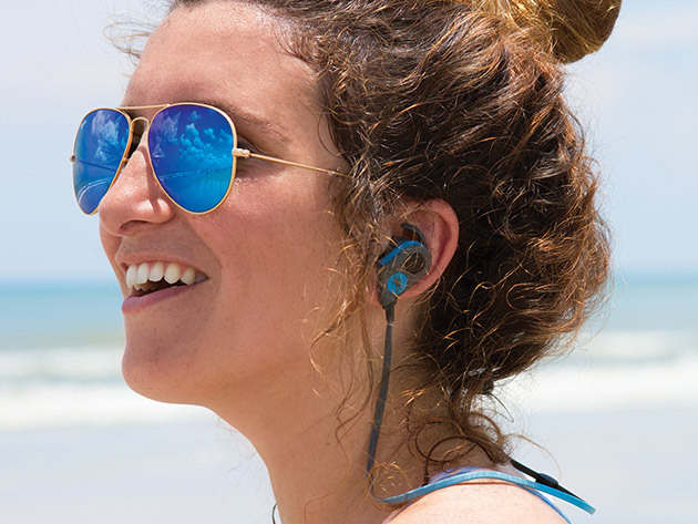 Sheknows Shops: FRESHeBUDS Pro Magnetic Bluetooth Earbuds