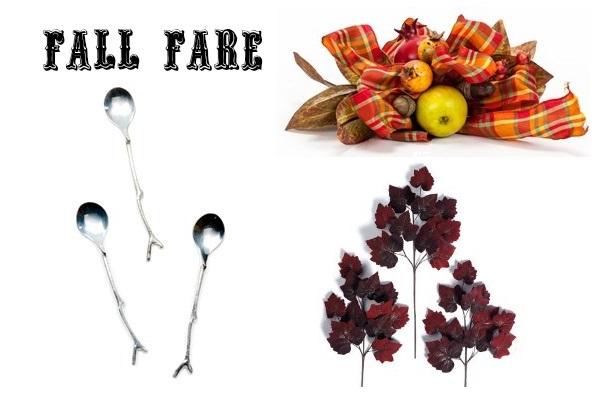 Fall fare