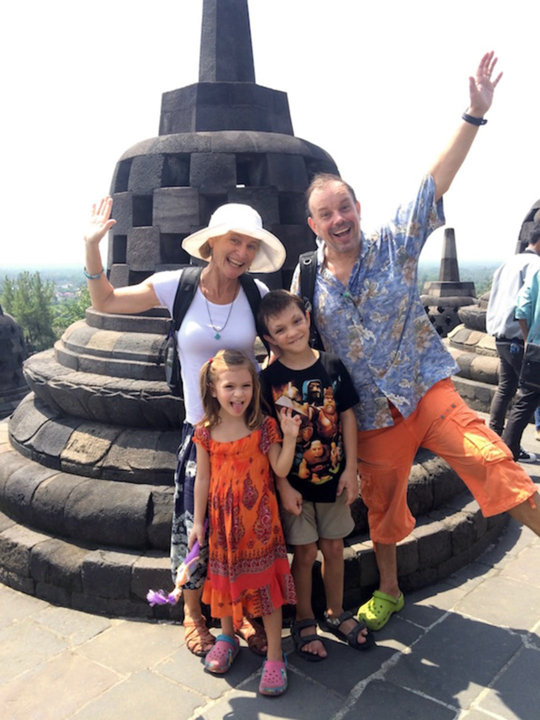 Families Travel The World | SheKnows