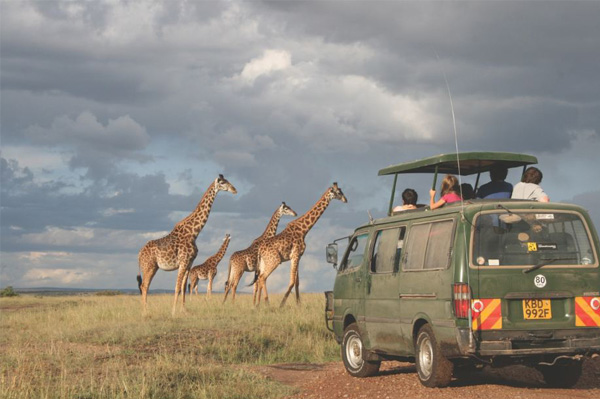 Volunteer as a family in Kenya