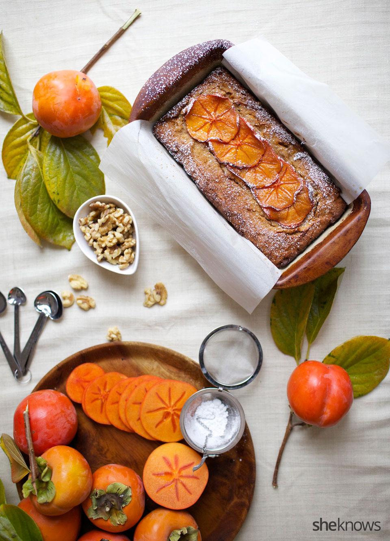 Fancy Persimmon Bread Recipe 1