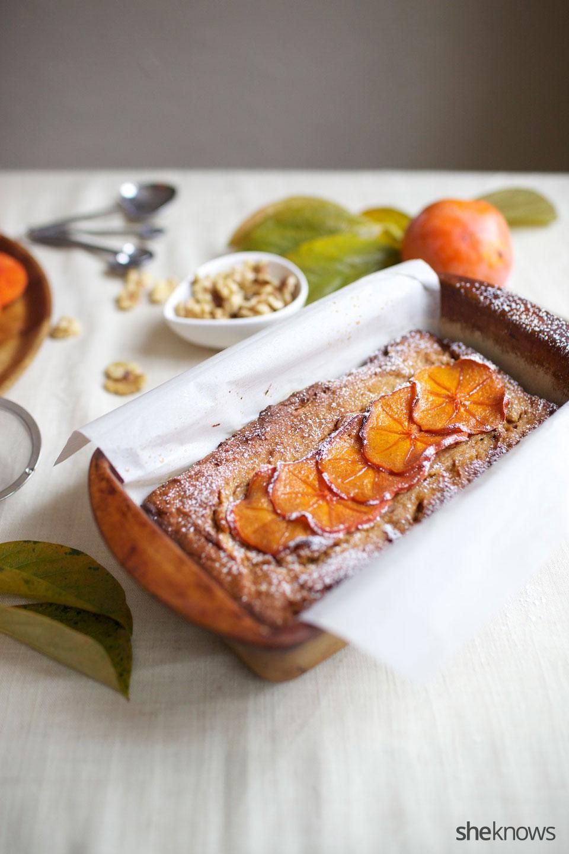 Fancy Persimmon Bread Recipe 3