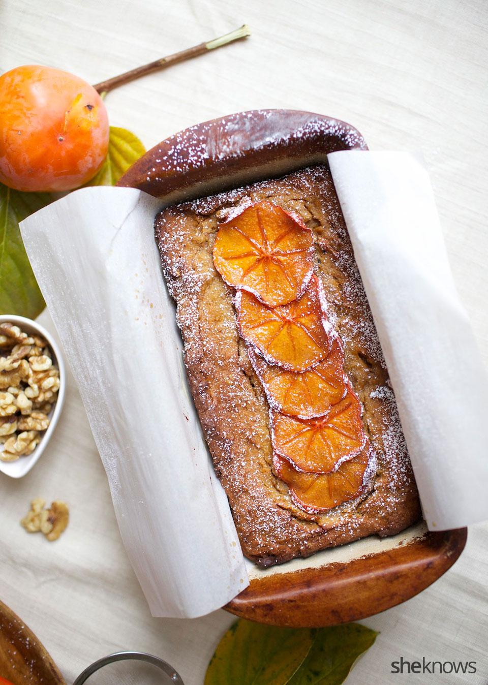 Fancy Persimmon Bread Recipe 5