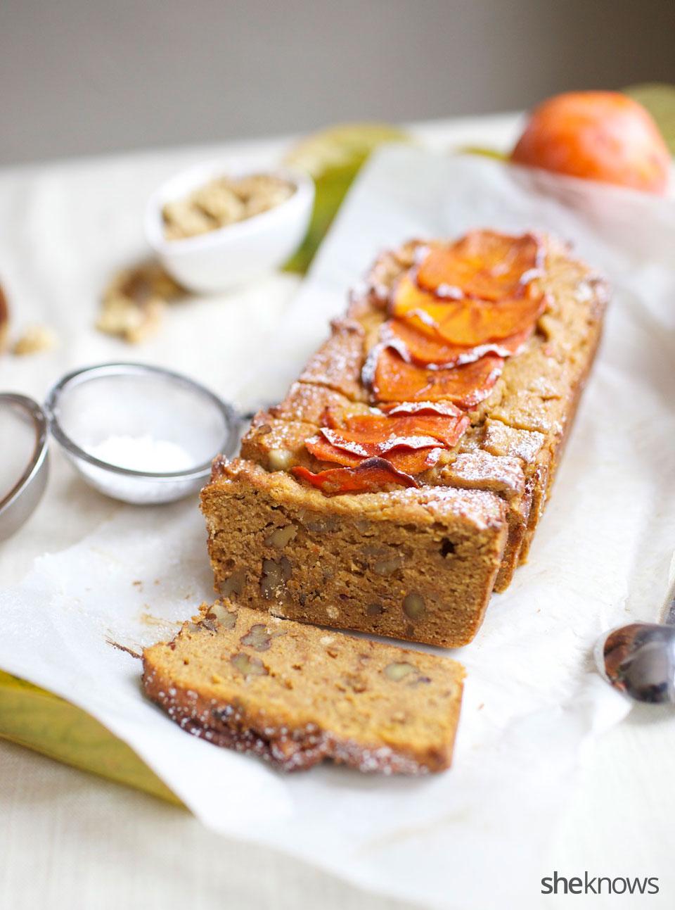 Fancy Persimmon Bread Recipe 6