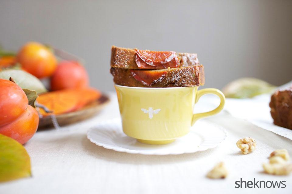 Fancy Persimmon Bread Recipe 7